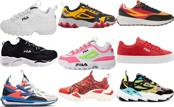 buy fila low top sneakers for men and women