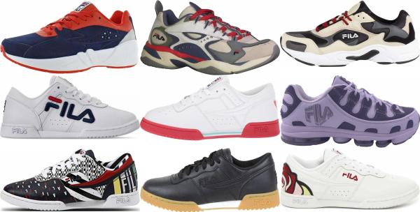 buy fila running sneakers for men and women