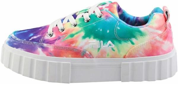 buy fila tie dye sneakers for men and women
