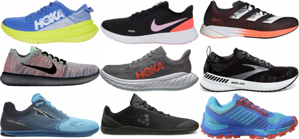 buy firm running shoes for men and women