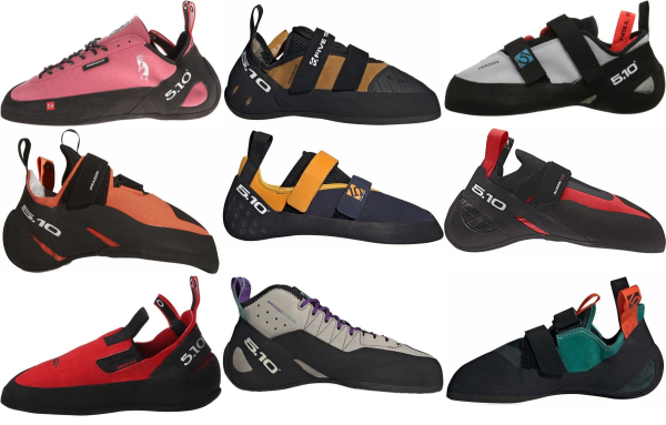 buy five ten climbing shoes for men and women