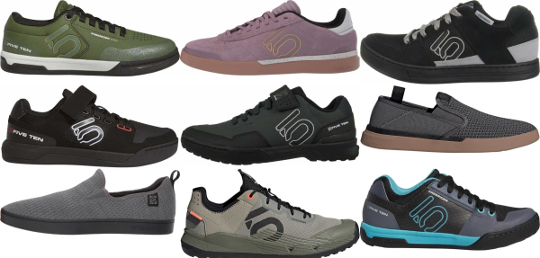 buy five ten cycling shoes for men and women