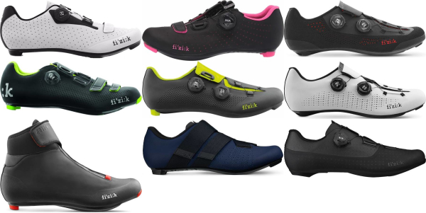 buy fizik road cycling shoes for men and women