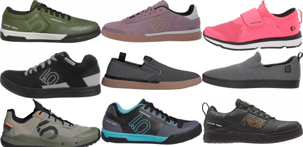 buy flat cycling shoes for men and women
