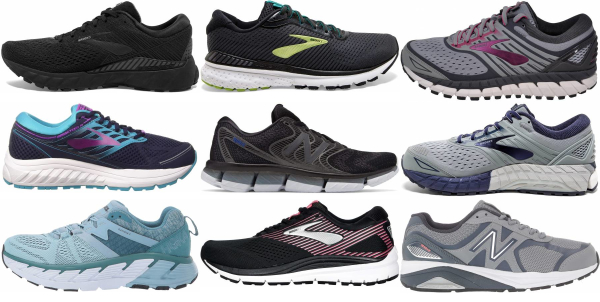 buy flat feet running shoes for men and women