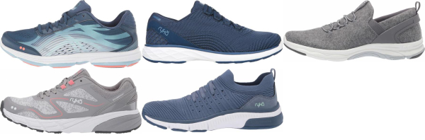 buy flat feet ryka walking shoes for men and women