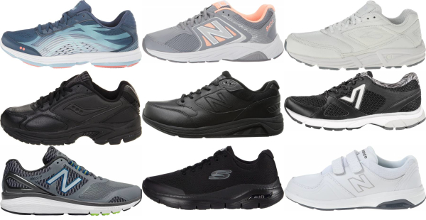 buy flat feet walking shoes for men and women
