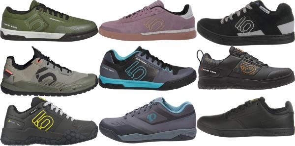 buy flat mountain cycling shoes for men and women