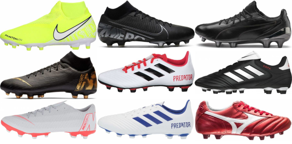 buy flexible ground soccer cleats for men and women