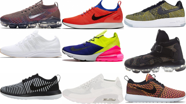 buy flyknit sneakers for men and women