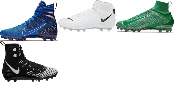 buy flywire football cleats for men and women