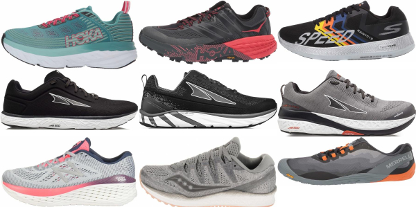 buy forefoot strike running shoes for men and women