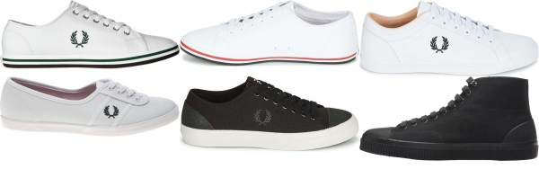 buy fred perry sneakers for men and women