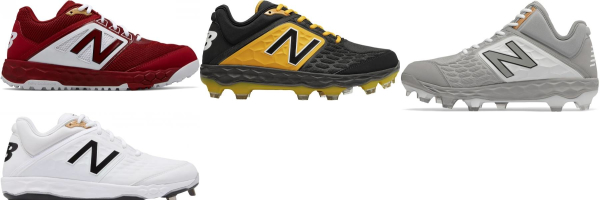 buy fresh foam baseball cleats for men and women
