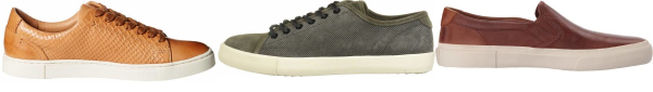 buy frye orthotic friendly sneakers for men and women