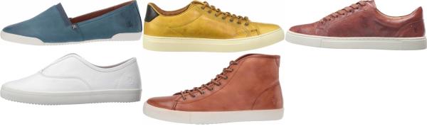 buy frye suede sneakers for men and women