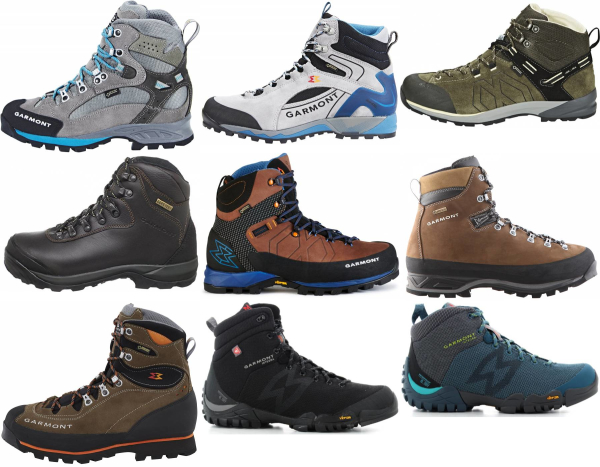 buy garmont hiking boots for men and women
