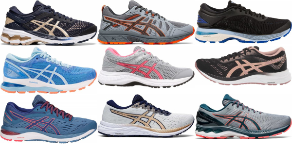 buy gel running shoes for men and women