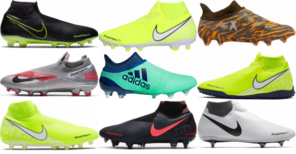 buy ghost lacing soccer cleats for men and women