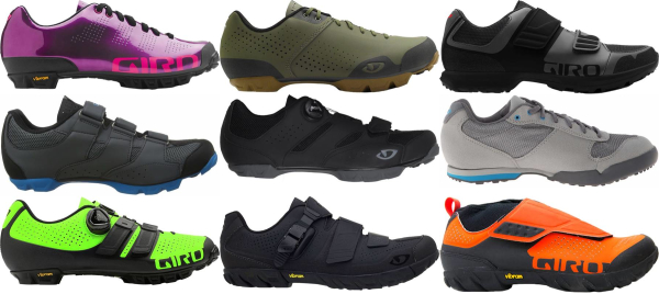 buy giro mountain cycling shoes for men and women