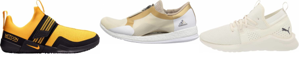buy gold gym shoes for men and women