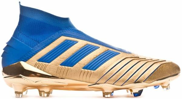 Save 63% on Gold Laceless Soccer Cleats