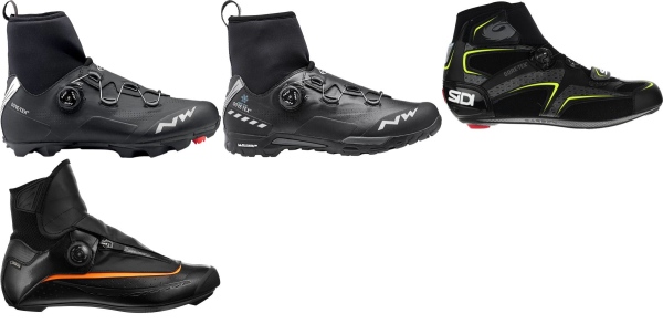 buy gore-tex cycling shoes for men and women