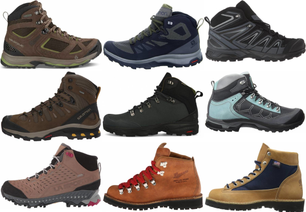 buy gore-tex hiking boots for men and women