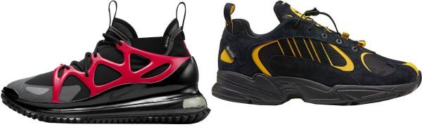 buy gore-tex running sneakers for men and women