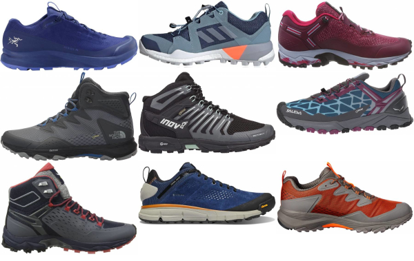 buy gore-tex speed hiking shoes for men and women