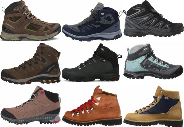 buy gore-tex waterproof hiking boots for men and women