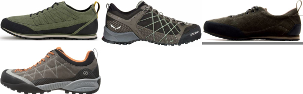 buy green approach shoes for men and women