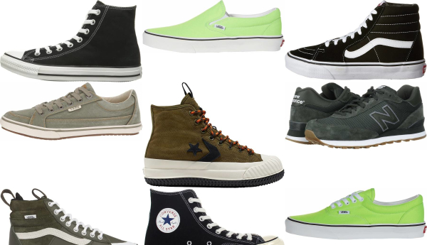 buy green canvas sneakers for men and women