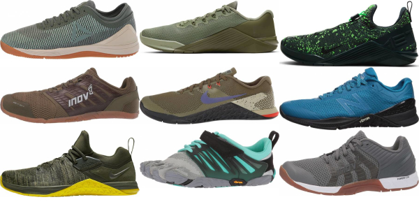 buy green crossfit shoes for men and women