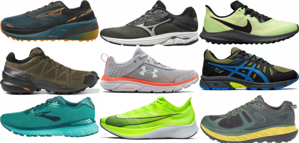 buy green daily running shoes for men and women