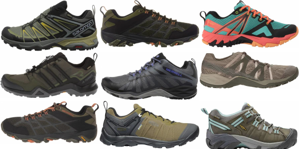 buy green day hiking shoes for men and women