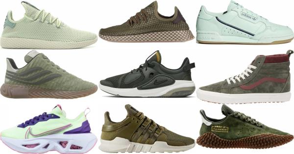 buy green eva sneakers for men and women