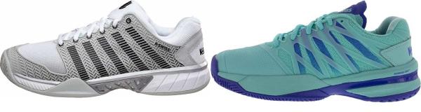 buy green k-swiss tennis shoes for men and women