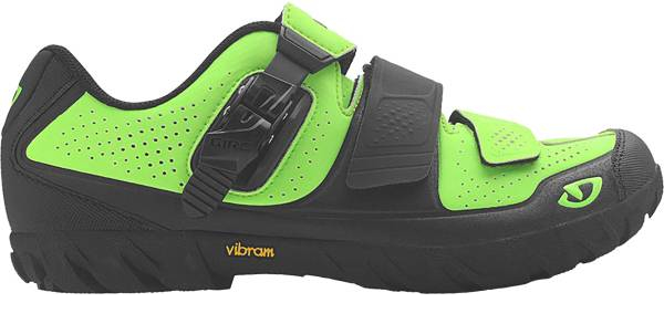 buy green ratchet cycling shoes for men and women