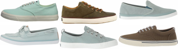 buy green sperry  sneakers for men and women