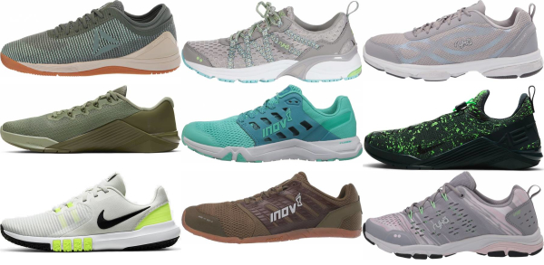 buy green training shoes for men and women