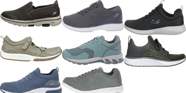 buy green walking shoes for men and women