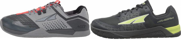 buy grey altra training shoes for men and women