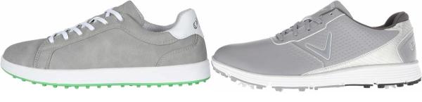 buy grey callaway golf shoes for men and women