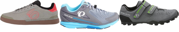 buy grey casual cycling shoes for men and women