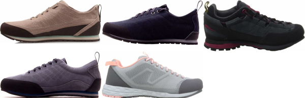 buy grey cheap approach shoes for men and women