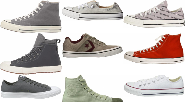 buy grey converse sneakers for men and women