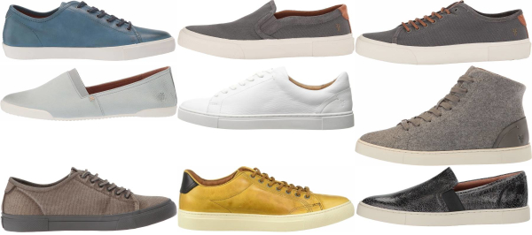 buy grey frye sneakers for men and women