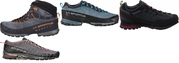 buy grey la sportiva approach shoes for men and women