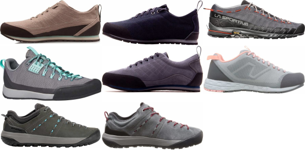 buy grey lightweight approach shoes for men and women